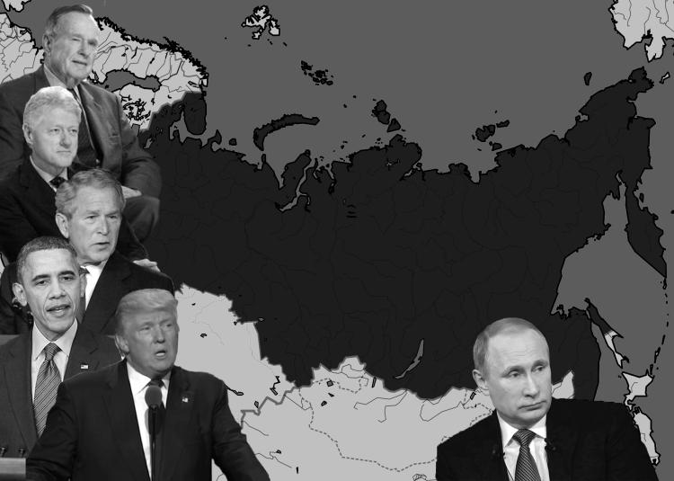 No Russian Empire
